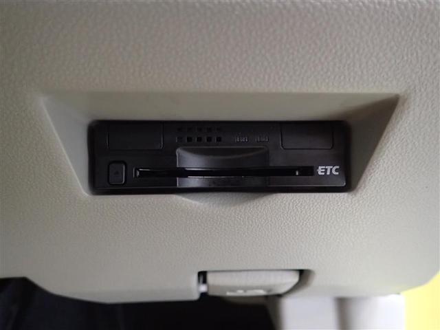 ETCは運転席右側下部に取付されています