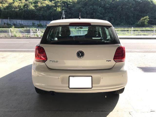 フォルクスワーゲン VW ポロ TSIハイライン ナビ TV ETC AW キセノン