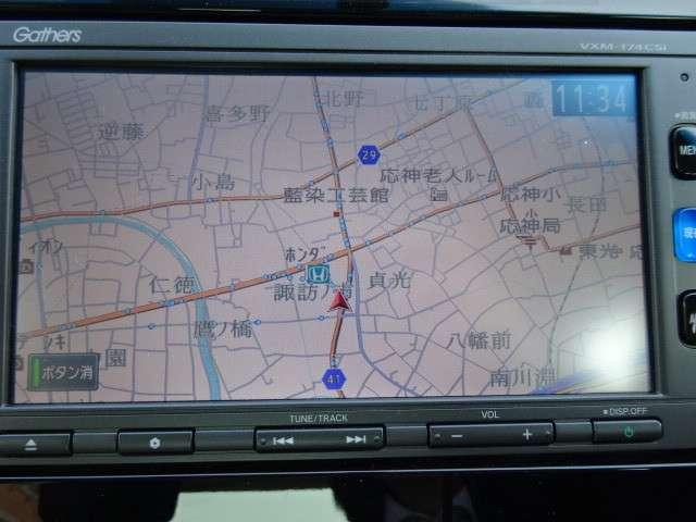 ハイブリッドDX メモリーナビ・バックカメラ・ETC(10枚目)