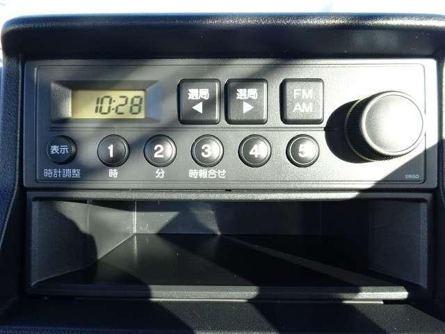 SDX AM/FMラジオ(10枚目)