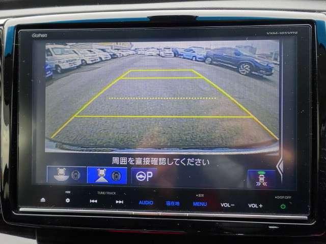 ハイブリッドアブソルート・EXホンダセンシング メモリーナビ・Bカメラ・ETC(10枚目)