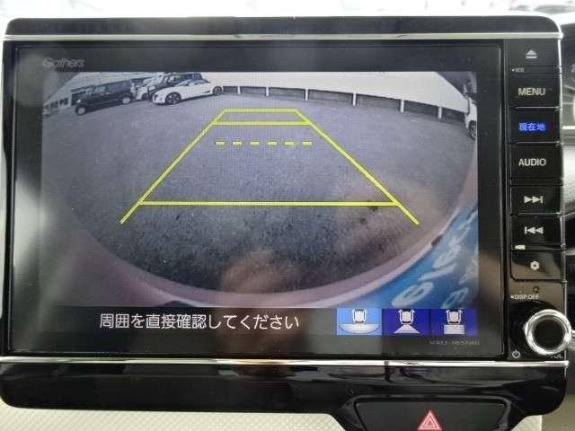 G・Lホンダセンシング メモリーナビ・Bカメラ・ETC(12枚目)