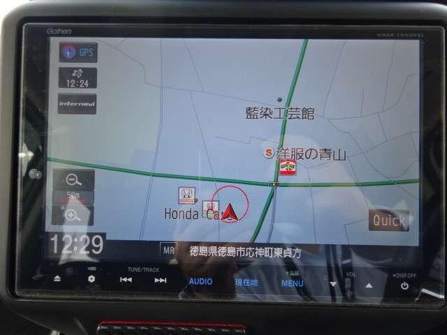 G メモリーナビ・Bカメラ・ETC(10枚目)
