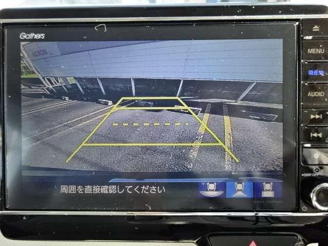 Lホンダセンシング メモリーナビ・Bカメラ・ETC(12枚目)