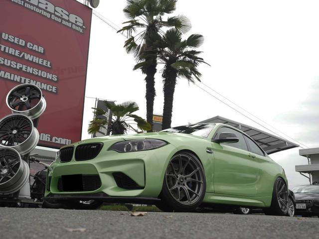 BMW BMW KW3way インタークーラー ラッピング プロテクション