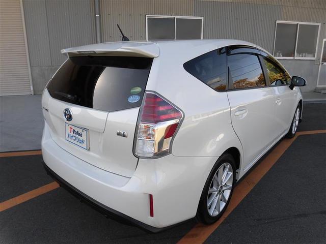 「トヨタ」「プリウスα」「ミニバン・ワンボックス」「徳島県」の中古車3