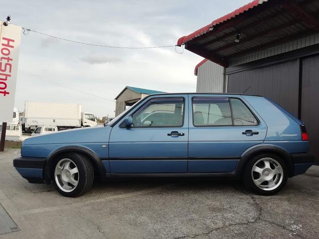 「フォルクスワーゲン」「VW ゴルフ」「コンパクトカー」「徳島県」の中古車3