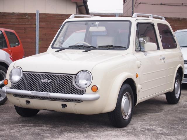 「日産」「パオ」「コンパクトカー」「徳島県」の中古車2