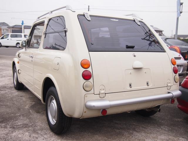 「日産」「パオ」「コンパクトカー」「徳島県」の中古車12