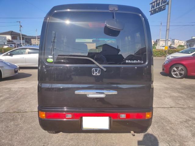「ホンダ」「バモスホビオ」「コンパクトカー」「徳島県」の中古車6