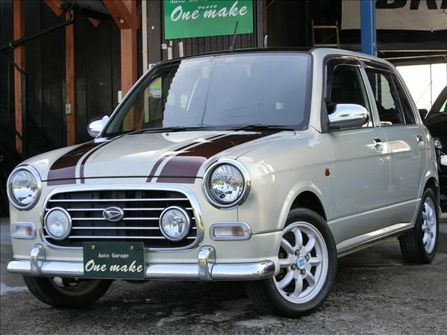 ダイハツ ミラジーノ ミニライトスペシャル オリジナルツートン 後期モデル