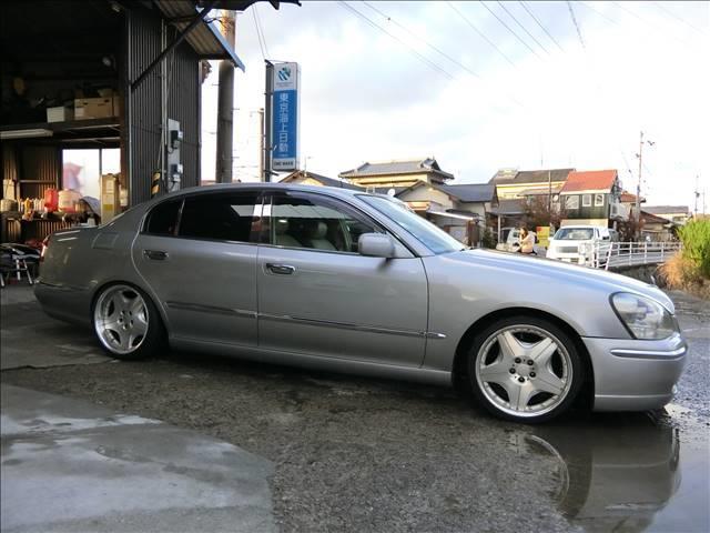 450XVリミテッドED RS-R車高調 19インチAW(4枚目)