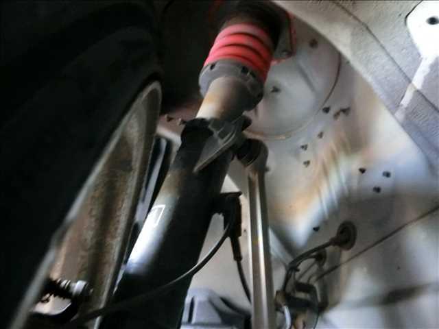 450XVリミテッドED RS-R車高調 19インチAW(18枚目)