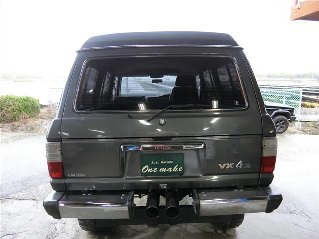 VX ボディーリフト 社外マフラー MKW22インチAW(8枚目)