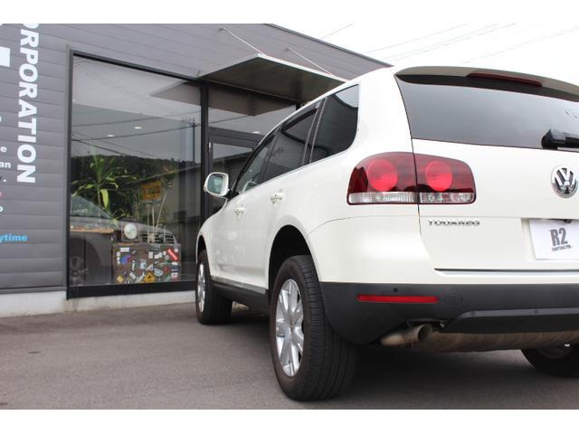 「フォルクスワーゲン」「VW トゥアレグ」「SUV・クロカン」「香川県」の中古車16