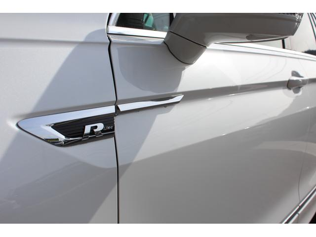 TDI 4モーション Rライン オプション装備/DCCパッケージ オプション装備/R-Line専用レザーシートパッケージ オプション装備/純正20インチアルミホイール 純正ナビ地デジフルセグTVアラウンドビューモニター禁煙車(19枚目)