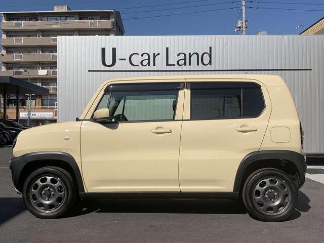 「スズキ」「ハスラー」「コンパクトカー」「高知県」の中古車4