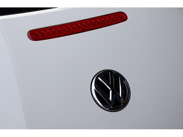 フォルクスワーゲン VW ザ・ビートル デザインレザーパッケージ
