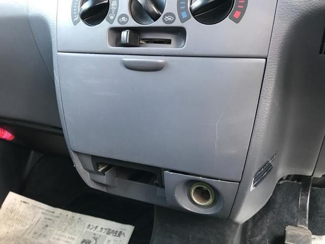福祉車両 電動格納ミラー CDオーディオ(17枚目)