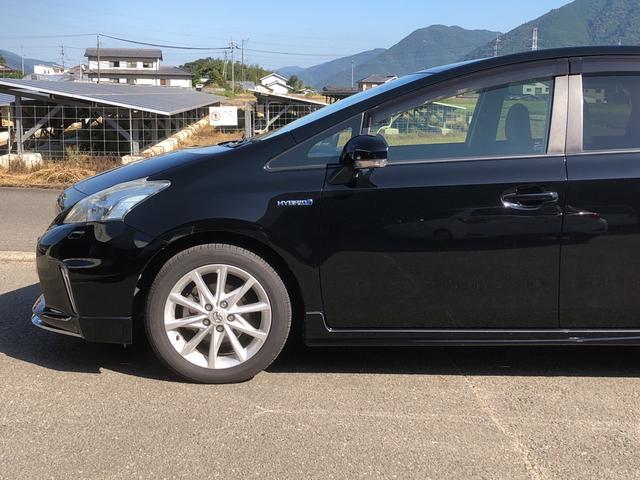 「トヨタ」「プリウスα」「ミニバン・ワンボックス」「徳島県」の中古車44