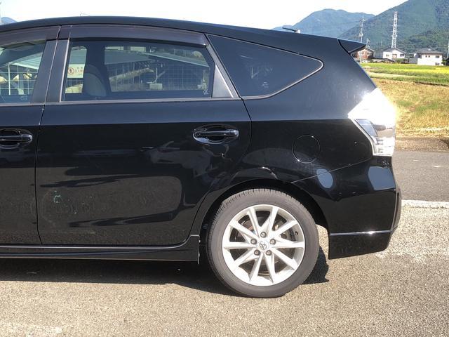 「トヨタ」「プリウスα」「ミニバン・ワンボックス」「徳島県」の中古車45