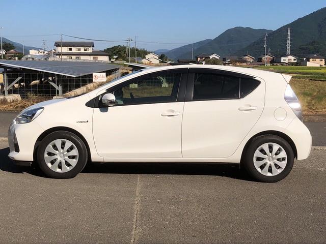 「トヨタ」「アクア」「コンパクトカー」「徳島県」の中古車5