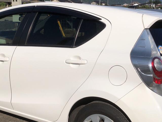 「トヨタ」「アクア」「コンパクトカー」「徳島県」の中古車47