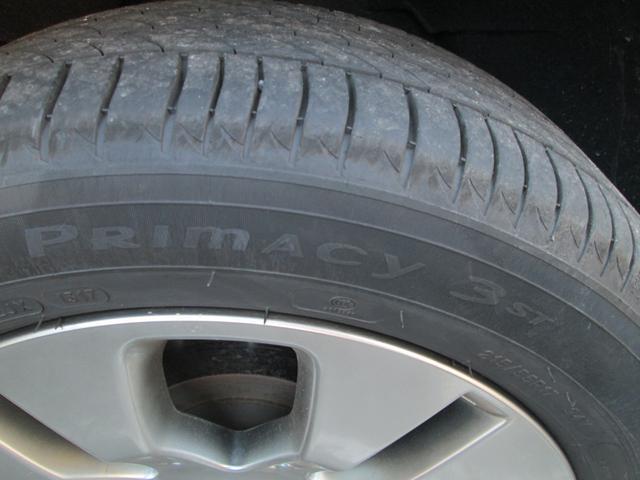 タイヤはミシュランプライマシー3を装着