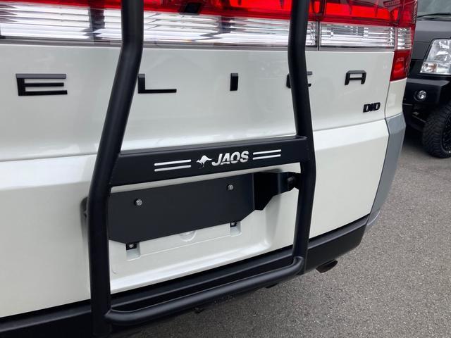 D パワーパッケージ リフトアップ グリルガード  新品タイヤホイル 両側パワースライドドア ナビTV バックカメラ フロントシートヒーター HIDヘッドライト ETC レーダー探知機(57枚目)