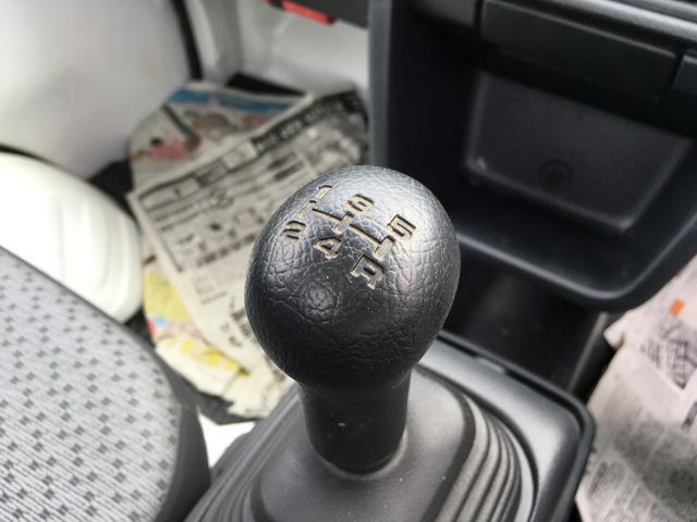 スズキ キャリイトラック KCエアコン・パワステ 3方開 4WD 5MT 禁煙車