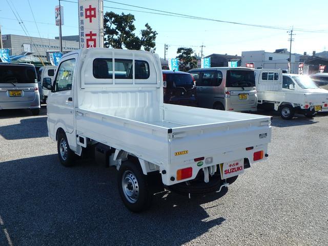 スズキ キャリイトラック KCエアコン・パワステ 3方開 4WD 5MT