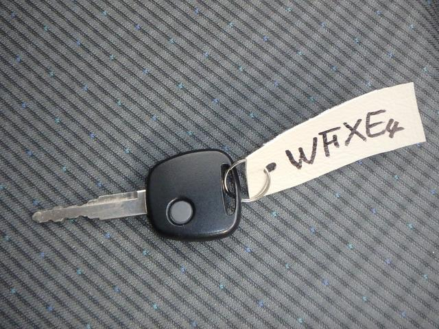 スズキ ワゴンR FX キーレス CD エアバッグ ABS 記録簿
