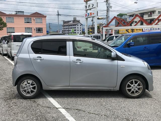 X SA エコアイドル スマートアシスト ETC アルミ(4枚目)