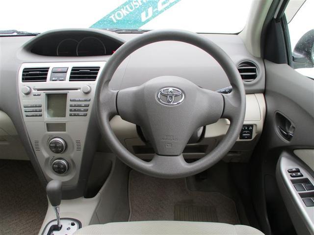 トヨタ ベルタ G スマートキー CDチューナー