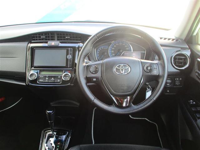 トヨタ カローラフィールダー ハイブリッドG エアロツアラー・ダブルバイビー ETC