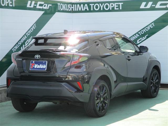 「トヨタ」「C-HR」「SUV・クロカン」「徳島県」の中古車4