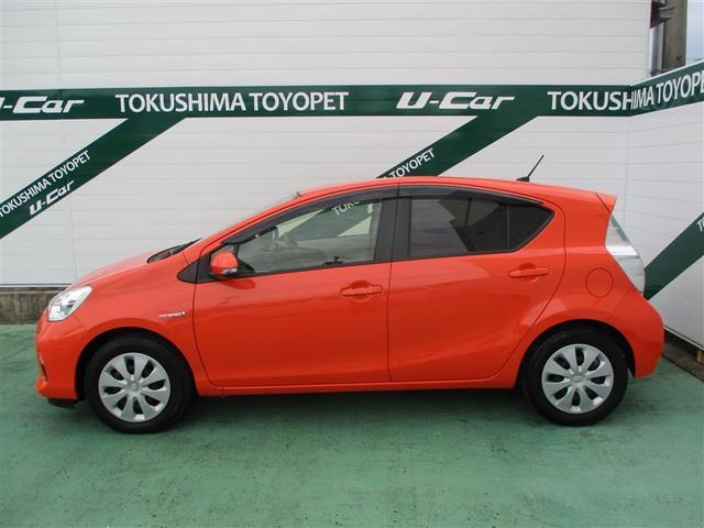 「トヨタ」「アクア」「コンパクトカー」「徳島県」の中古車6