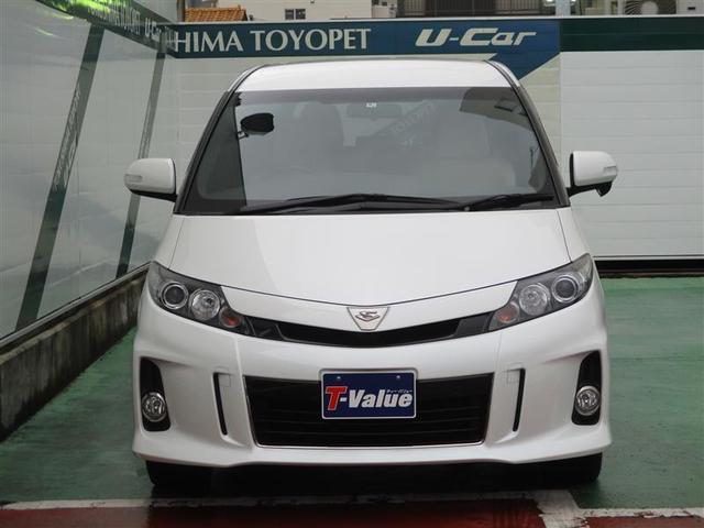 「トヨタ」「エスティマ」「ミニバン・ワンボックス」「徳島県」の中古車5