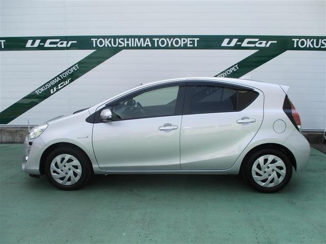 「トヨタ」「アクア」「コンパクトカー」「徳島県」の中古車2