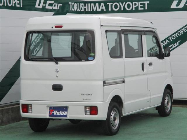 「スズキ」「エブリイ」「コンパクトカー」「徳島県」の中古車3