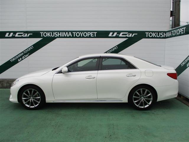 「トヨタ」「マークX」「セダン」「徳島県」の中古車2