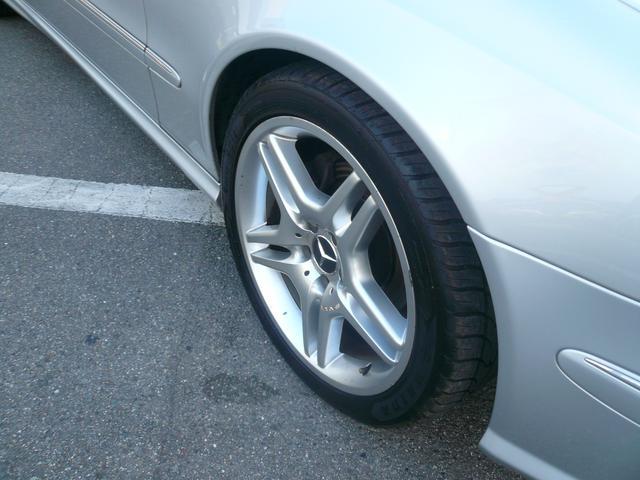 メルセデス・ベンツ M・ベンツ E240ステーションワゴン SR AMGスポーツPKGエアロ