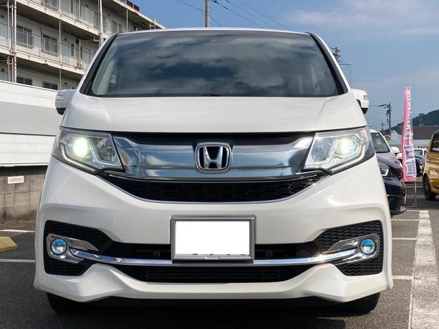 スパーダ Honda SENSING メモリーナビ 地デジ Bluetooth接続 DVD再生 バックカメラ ETC LEDヘッドライト クルーズコントロール(5枚目)