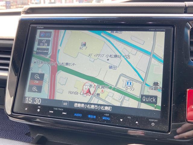スパーダ Honda SENSING メモリーナビ 地デジ Bluetooth接続 DVD再生 バックカメラ ETC LEDヘッドライト クルーズコントロール(25枚目)