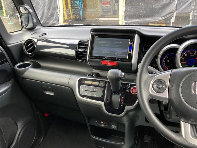G・Lパッケージ メモリーナビ フルセグTV Bluetooth接続 DVD再生 ETC リア左側パワースライドドア 両側イージークローザー スマートキー HIDヘッドライト LEDルームランプ(3枚目)