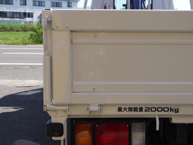 タダノ三段クレーン 荷台鉄板張り ディーゼル スムーサー(12枚目)