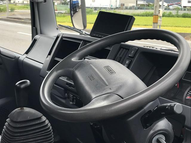 バックカメラ 荷台鉄板張り ETC ディーゼル トラック(18枚目)