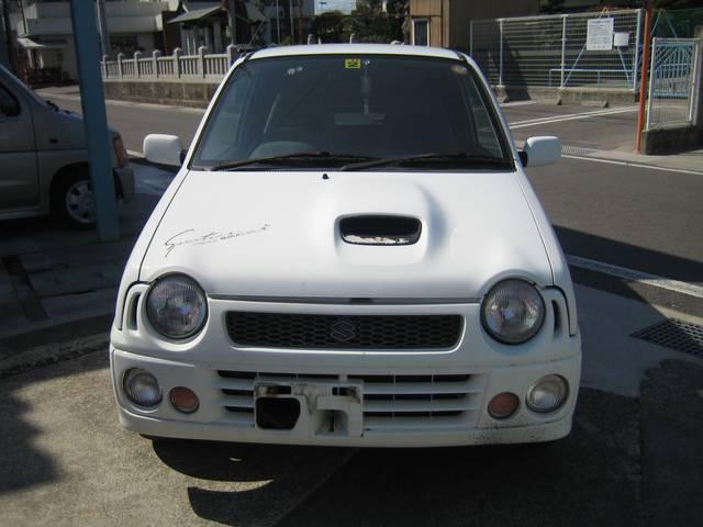 「スズキ」「アルトワークス」「軽自動車」「徳島県」の中古車2
