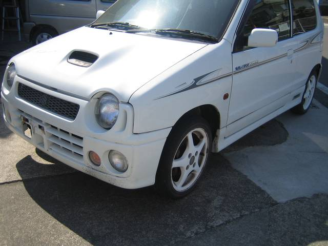 「スズキ」「アルトワークス」「軽自動車」「徳島県」の中古車7