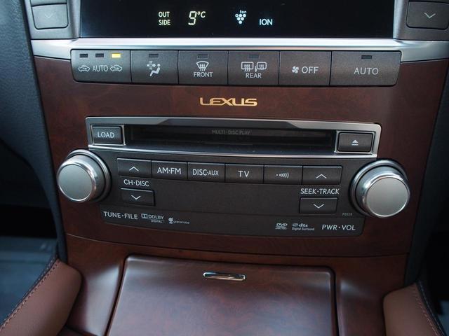 レクサス LS LS460 バージョンSZ カールソン21inAW